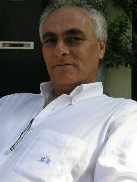 James M. Dorsey, author, writer, blogger