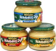Recipe for Hummus Cakes, using Wild Garden Hummus