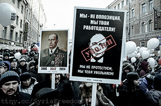 Putin emboldened to act against Ukraine because of Obama's failure to act in Syria