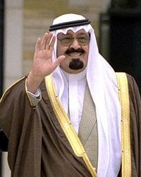 Saudi King Abdullah rearranges the line of Succession to the Saudi throne