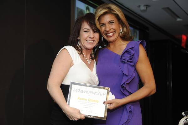 Hoda Kotb named among Women of Influence for 2014