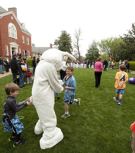Battle rages over Easter Egg hunt in Dearborn