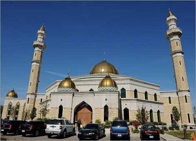 Islamic Center of America Dearborn, Michigan