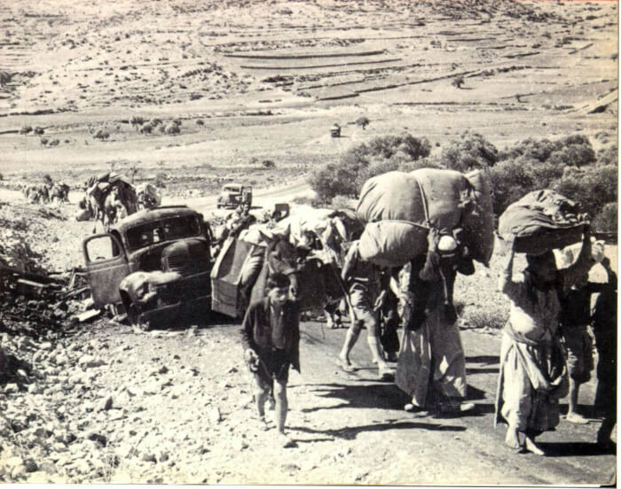 A Black Day to Remember the Nakba