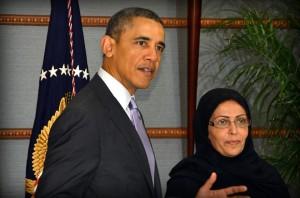 America and Saudi Women Again!