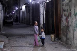 Mohammed Asad shines a light on the children of Gaza Palestine