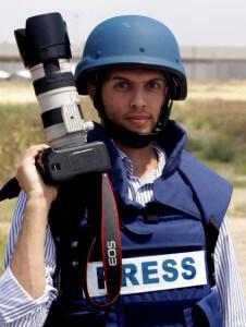 Photojournalist, Mohammed Asad