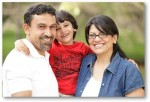 Rashida Tlaib and family