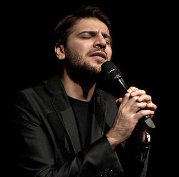English: A photograph of musician Sami Yusuf p...