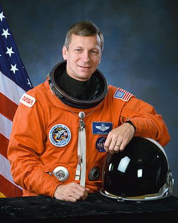 Astronaut Steven R. Nagel from http://www.jsc....