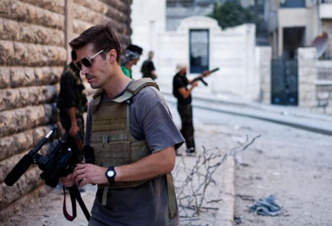 Obama, Kerry mourn murdered journalist James Foley