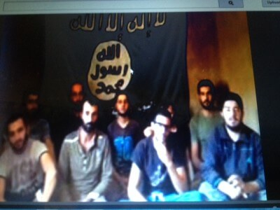ISIL threatens to murder Lebanese soldiers, who plead for their lives in video
