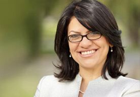 Rashida Tlaib announces candidacy for Congress