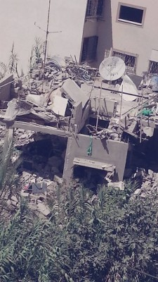 B'Tselem: 35 civilians killed when Israel bombs four story building