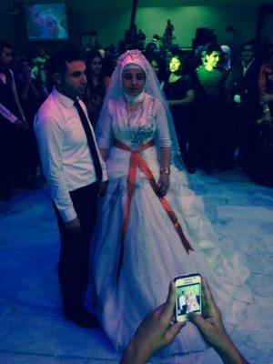 Kurdish Wedding Photos courtesy Abdennour Toumi