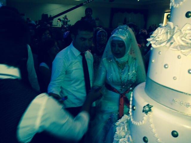 APO Spirit at the Big Fat Kurdish Wedding!