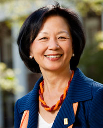UIUC Chancellor Phyllis Wise
