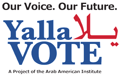 AAI Yalla Vote campaign, supports National Voter Registration Day