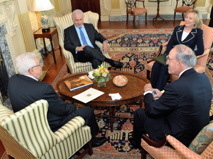 Clinton_Netanyahu_Abbas_Mitchell_2_Sep_2010