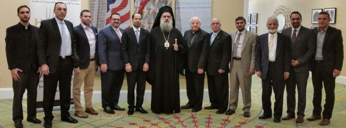 Holy Christian Ecumenical Foundation forges coalition to Help Holy Land Christians