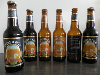 Taybeh Beer, an indigenous Palestinian product from Palestine