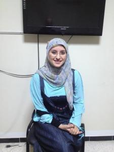 Youngest Tunisian candidate Dhauha Cherif