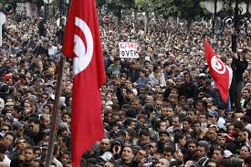 United Nations expresses concerns over Tunisian repression