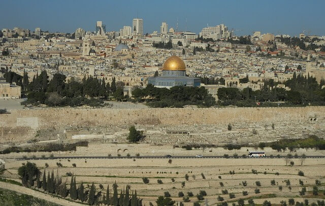 Jerusalem: Co-existence not Denial