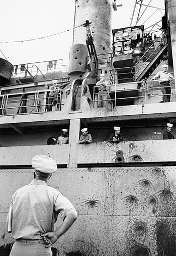Why Investigate Navy Seals but NOT USS Liberty Survivors?