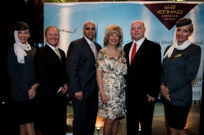 Yahala Voice wishes Etihad Airways Chicago a Happy 5th Anniversary