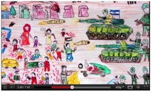 A Child's View from Gaza http://freedomforward.org/2011/09/30/palestine-5/
