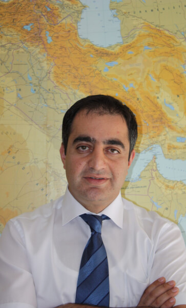 Exclusive interview with Turkish analyst Veysel Ayhan
