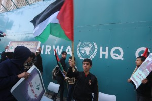 Reunion planned for UNRWA School attendees