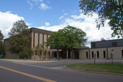 Medtronics BUilding in St. Anthony Minnesota can be used for Muslim prayer center. (Photo courtesy of Wikipedia)