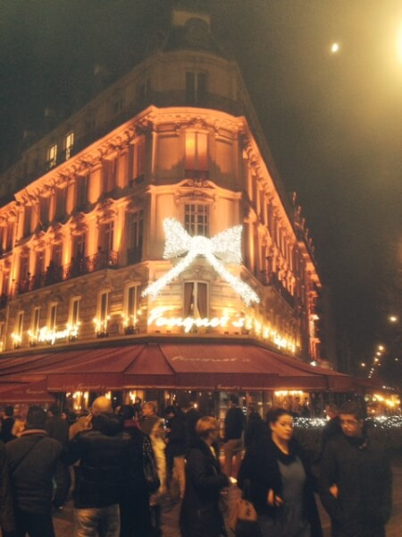 The Thousand Lights and a Light in Paris