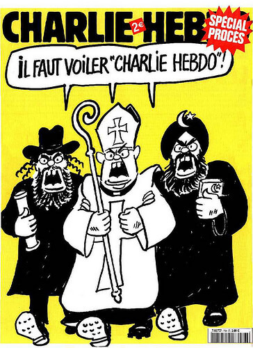 I Am Not Charlie Hebdo: I Am Not the Terrorists Either