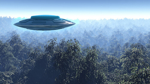 UFOs have plagued the Arab World, too