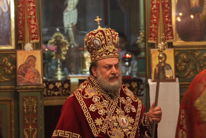 Orthodox Christians celebrate Christmas in Gaza Strip