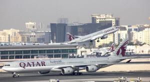 Qatar Airlines Airbus A340-600