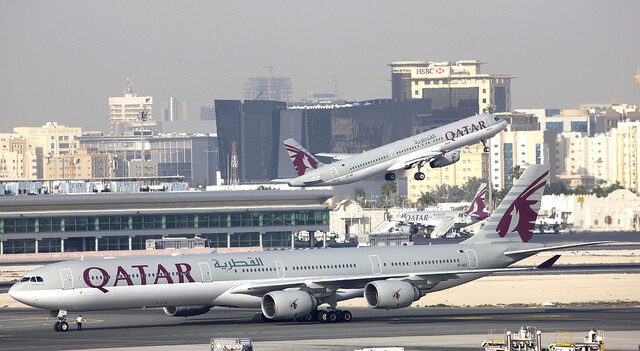 Qatar Airways welcomes first A350 XWB at public ceremony