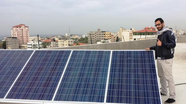 Humanitarian Organization to Bring Solar Energy to Gaza