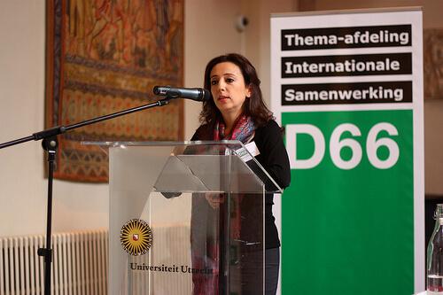 Rania Abouzeid wins Polk Award for journalism