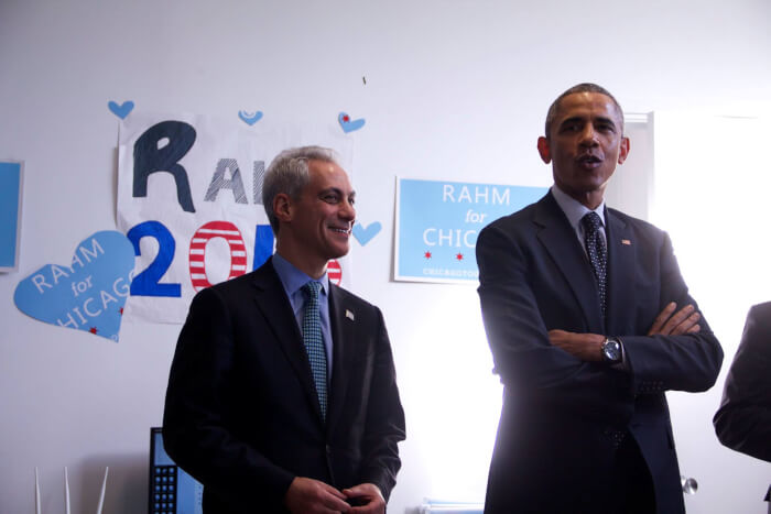 Mayor Rahm Emanuel stumbles in re-election bid