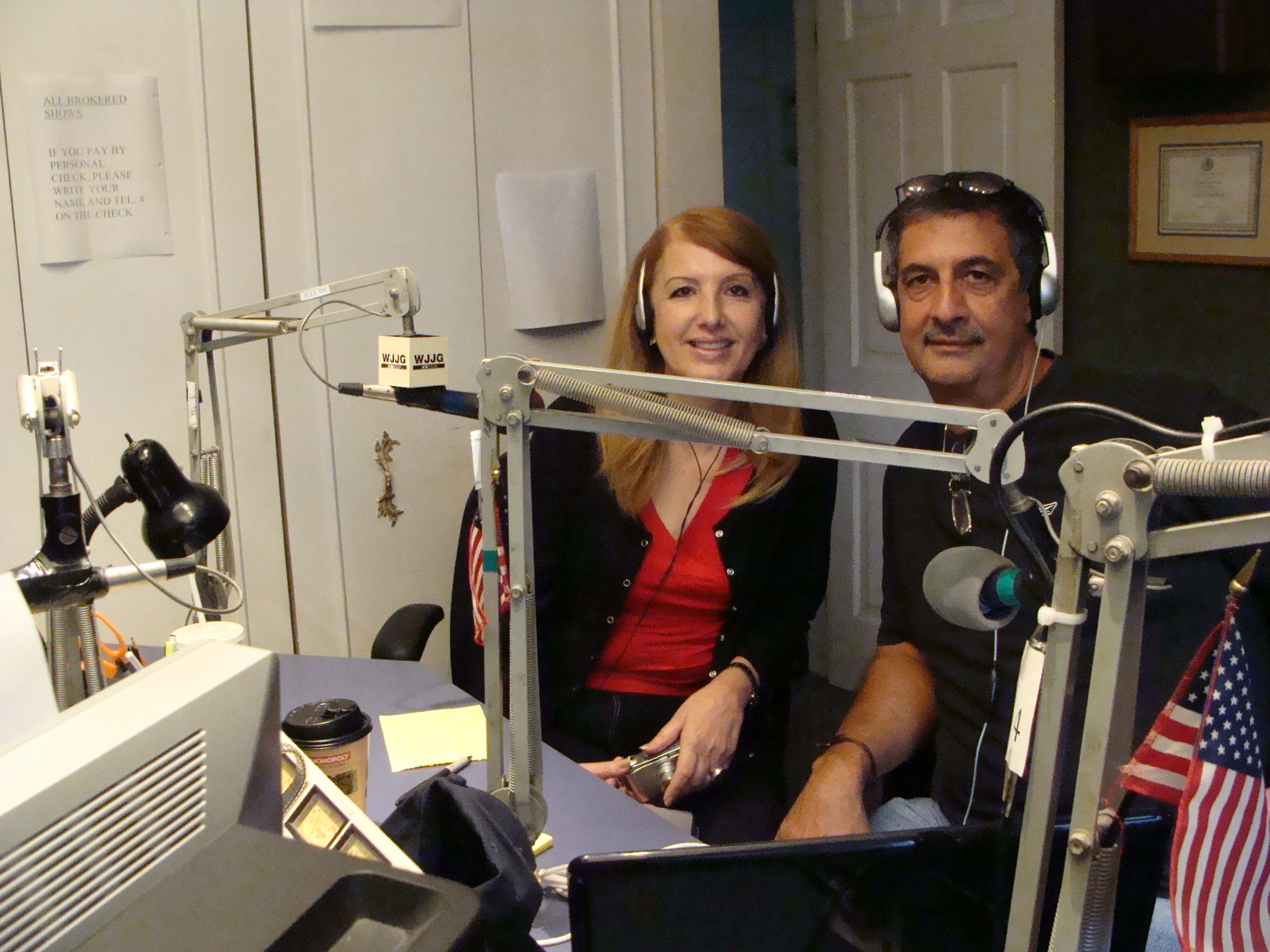 Ray Hanania interviews Nadia Hilou, October 7, 2008 on Morning Radio. When Hanania interviewed Hilo, extremist Israelis and Palestinians denounced me and her, with Palestinians calling her a traitor because she was a Christian Israeli Palestinian serving in the Israeli Knesset.