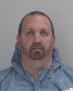 Craig Stephen Hicks, accused killer. Official mugshot provided by the Chapel Hill Police Department.