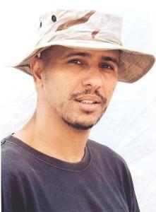Mohamedou Ould Slahi, Guantanamo Bya (Gitmo) prisoner of war, tortured in the American Gulag