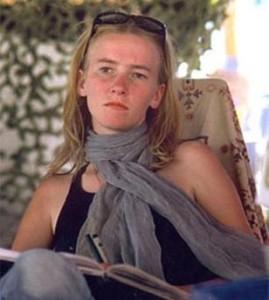 Rachel Corrie, American murdered by Israeli soldiers