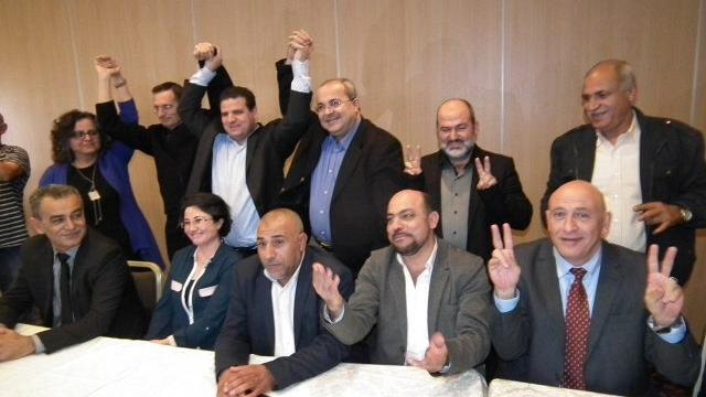 Arab election unity puts spotlight on Israeli racism & discrimination