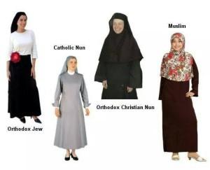hijab oppression