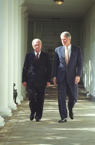 Yitzhak Rabin photo